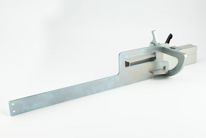 PA lengteaanslag (zaagaanslag hout- kunststofbewerking)